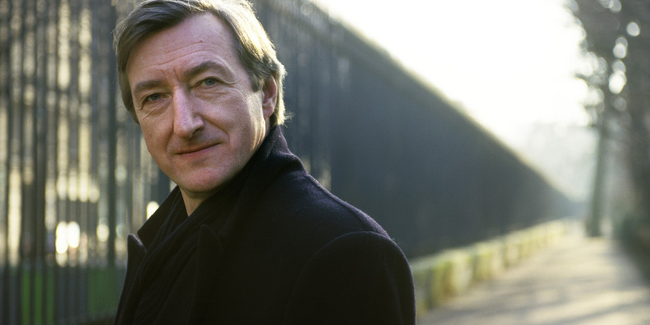 Julian Barnes Portrait Session