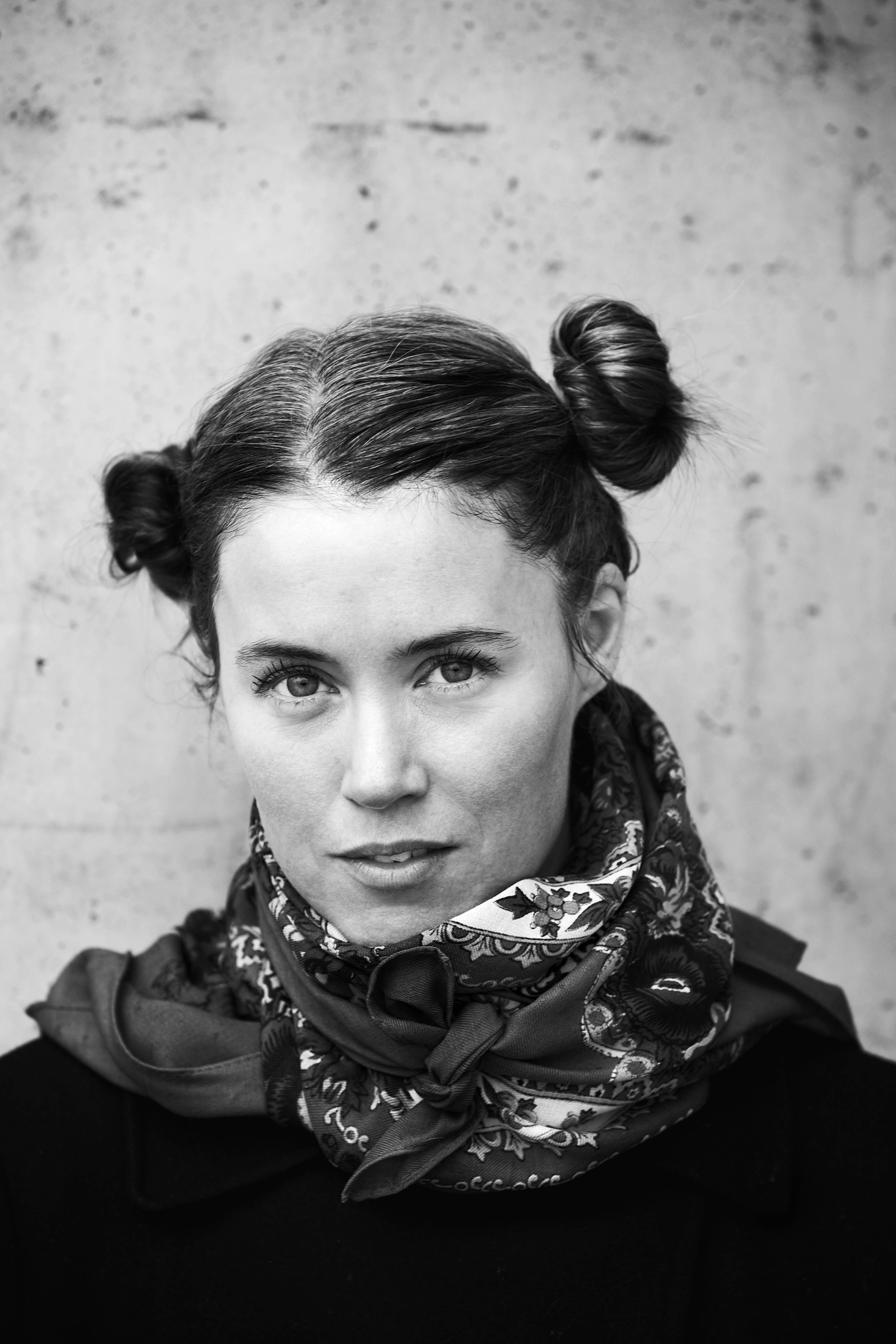 Författaren Linda Boström Knausgård, 2015.